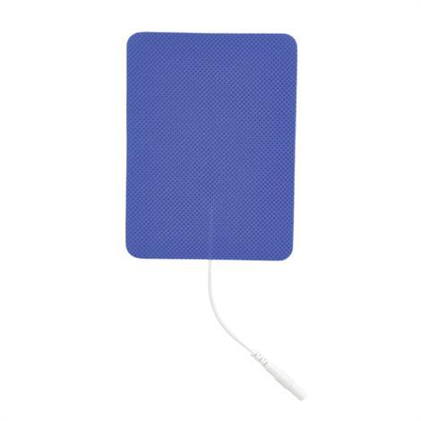 Complete Medical Peel-N-Stik Rectangle Reusable Electrodes