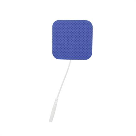 Complete Medical Peel-N-Stik Square Reusable Electrodes