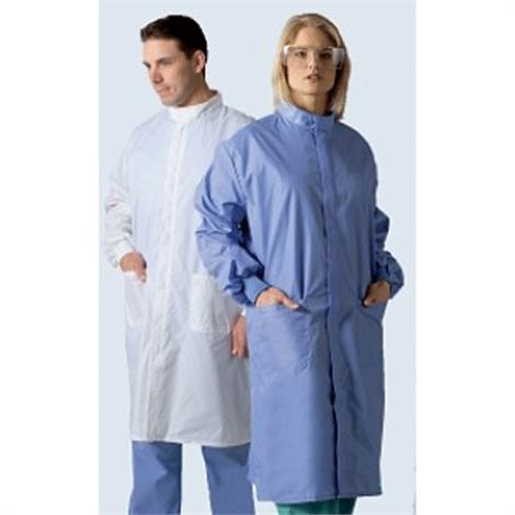 Buy Medline Unisex ASEP A and S Barrier Lab Coats