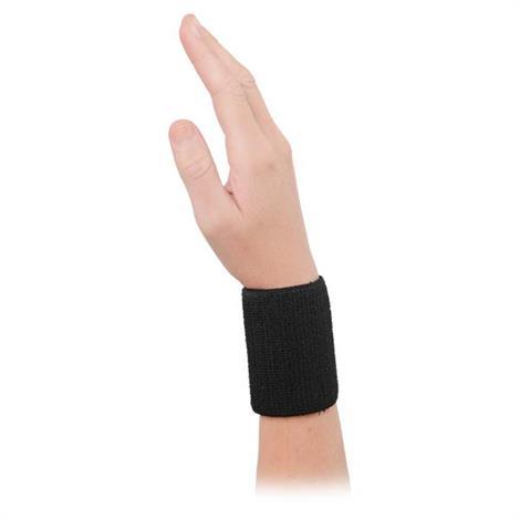 Advanced Orthopaedics 3 Inch Wide Elastic Wrist Guard Support
