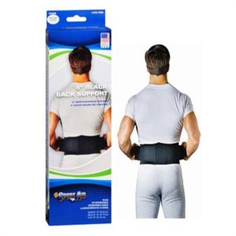 Scott Specialities Sport-Aid 6 Inches Back Support Belt
