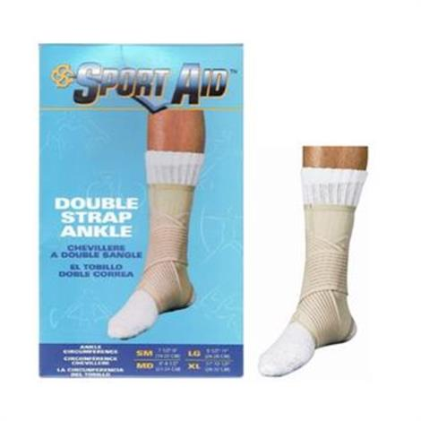 Scott Specialities Sport-Aid Double Strap Ankle Support