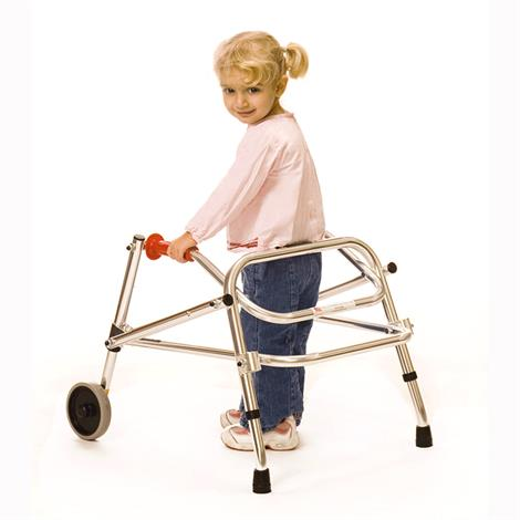 Kaye Posture Control Two Wheel Walker For Pre Adolescent