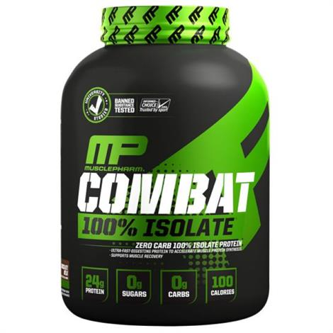 Musclepharm COMBAT 100% ISOLATE Protein Supplement