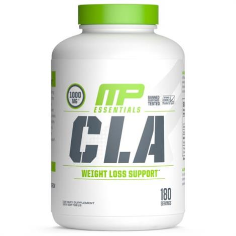MusclePharm CLA Weight Loss Support Dietary Supplement