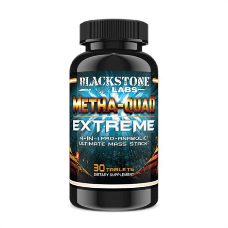 Blackstone Labs Metha-Quad Extreme Dietary Supplement