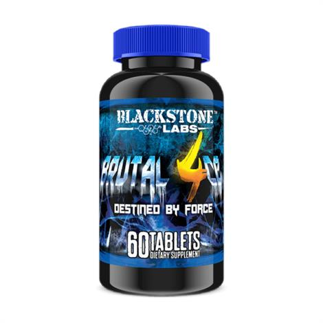 Buy Blackstone Labs Brutal 4CE Dietary Supplement