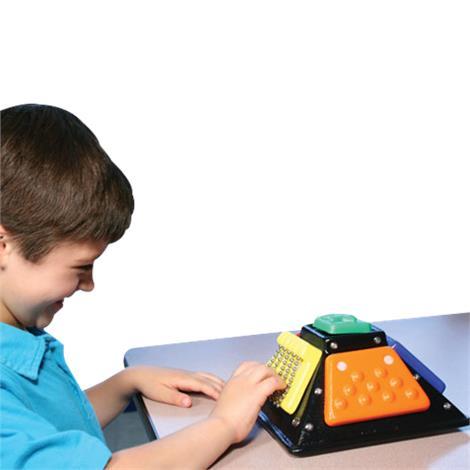 Tactile Mini Cube Desktop Busy Box