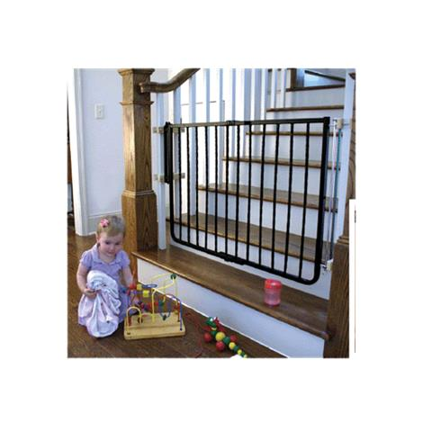 Cardinal Gates Wrought Iron Decor Safety Gate