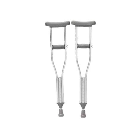 Cardinal Health Bariatric Steel Crutch