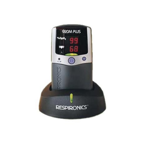Respironics 920M Plus Hand-Held Oximeter with Memory