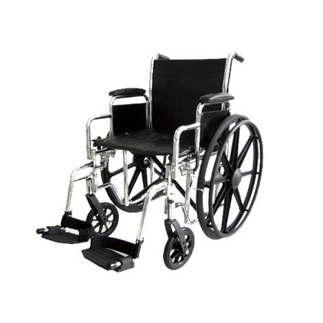 ITA-MED 16 Inch Premium Wheelchair