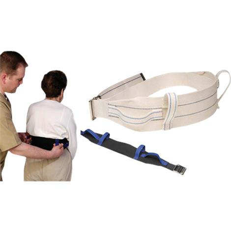 Humane Restraints Deluxe Gait Belt