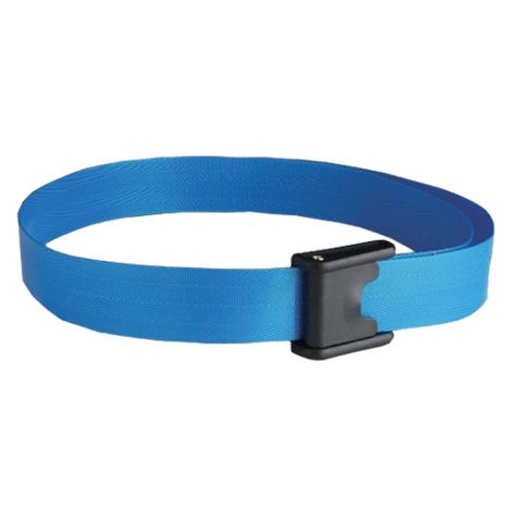 Posey Premium EZ Clean Gait Belt with Spring Loaded Buckle
