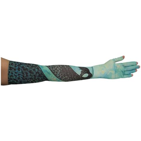 LympheDivas Mystical Mermaid Compression Arm Sleeve And Glove