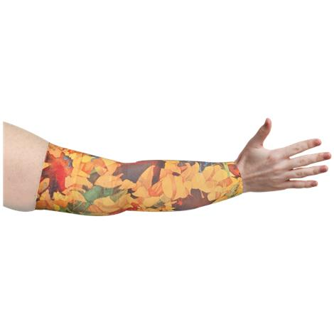 LympheDivas Sunny Sunflower Compression Arm Sleeve