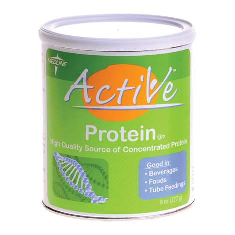 Medline Active Powder Protein Nutritional Supplement