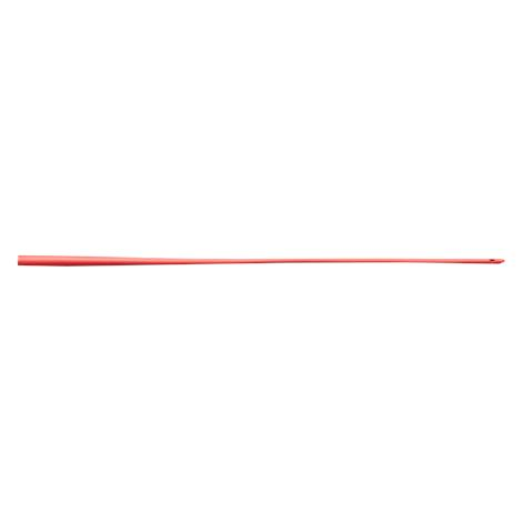 Medline Red Poly-Cath Intermittent Catheter