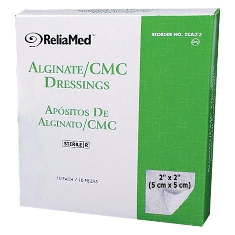 ReliaMed Alginate and CMC Wound Dressing