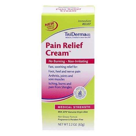 Buy TriDerma Pain Relief Cream