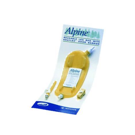Coloplast Alpine Reusable Leg Bag