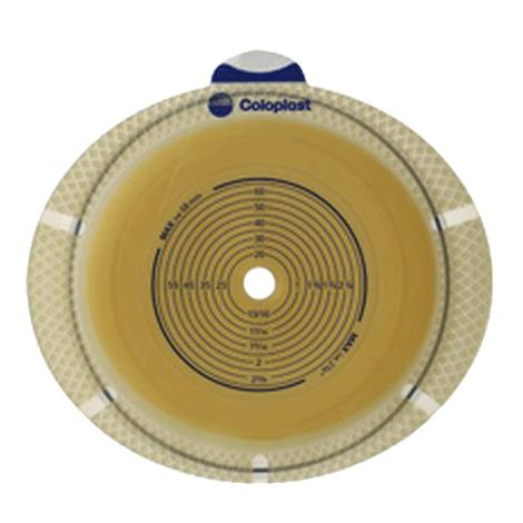 Coloplast SenSura Flex Xpro Two-Piece Convex Light Standard Pre-Cut Skin Barrier With Belt Tabs