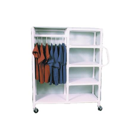 Graham-Field PVC Clothing Caddy