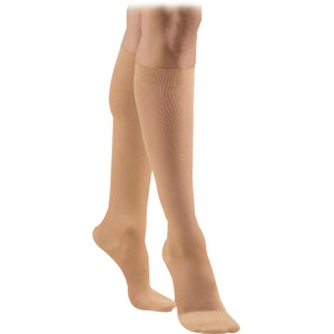 Buy FLA Orthopedics Activa Anti-Embolism Closed Toe Knee High 18mmHg Stockings