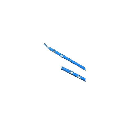 PECO Medical Polished Eye Male Intermittent Catheter - Coude Tapered Tip