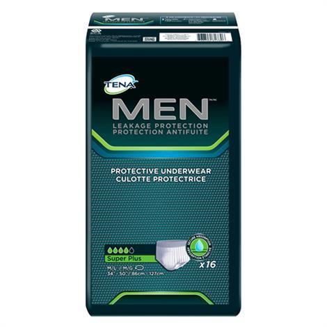 Tena Men Protective Underwear - Super Plus Absorbency - Value Pack
