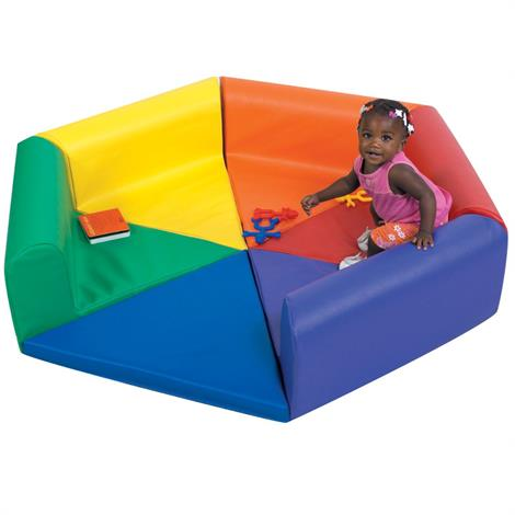 Childrens Factory Tiny Tot Hexi Pod Relaxation
