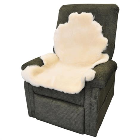Complete Medical Soft N Plush Natural Sheepskin Pad