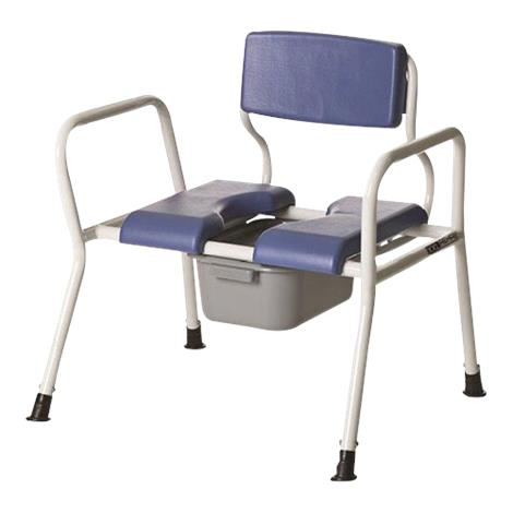 Provider Bariatric Bedside Stationary Commode