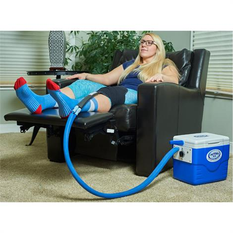 Polar Active Ice 2.0 Universal Cold Therapy System With 9 Quart Cooler