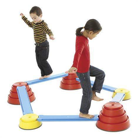 Gonge Build N Balance Balancing Game