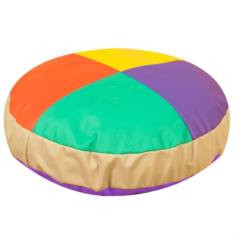 Childrens Factory Soft Touch Pouf