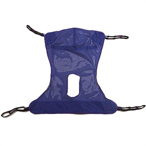 Buy Invacare Full Body Mesh Patient Lift Sling With Commode Opening