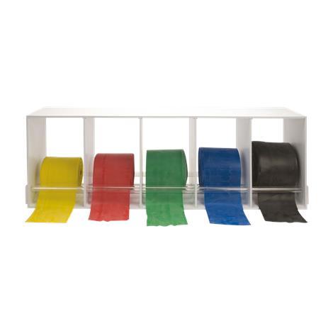 CanDo Universal Exercise Band Plastic Rack