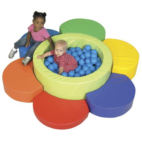 Buy Childrens Factory Flower Petal Ball Pool