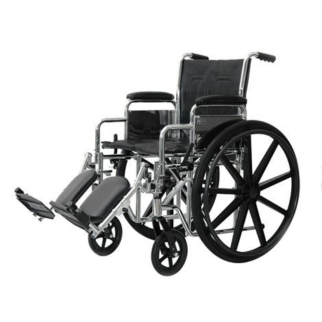 PMI Standard DX Wheelchair with Detachable Desk Arm