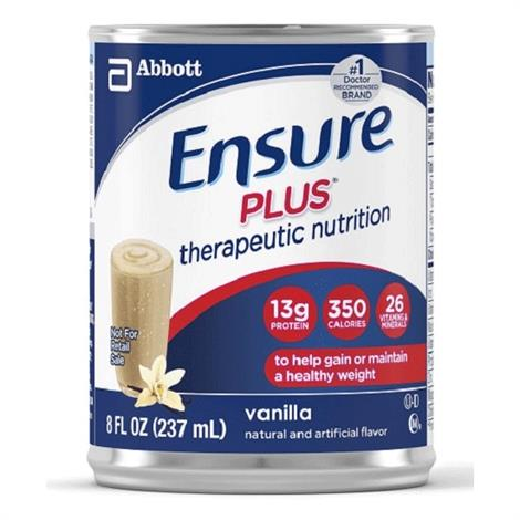 Buy Abbott Ensure Plus Therapeutic Complete Balanced Nutrition