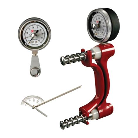 Buy Chattanooga Three Piece Hand Evaluation Set With Dial Gauge Dynamometer