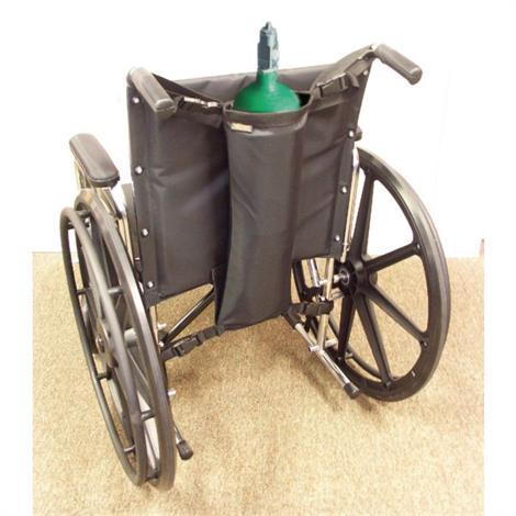 Buy Adjustable Oxygen Tank Holder For Wheelchair