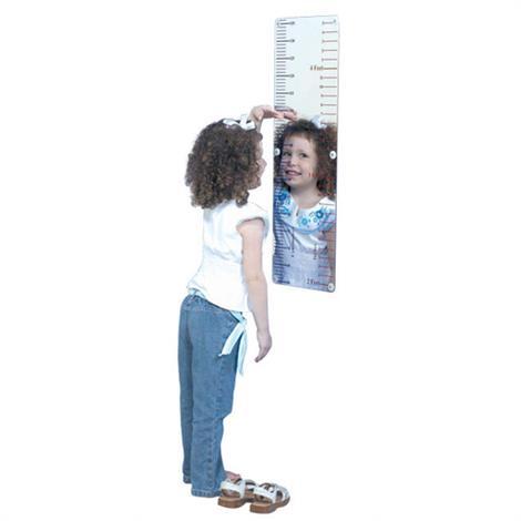 Buy Childrens Factory Measure Me Mirror