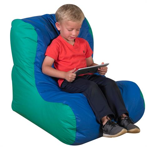 Childrens Factory School Age High Back Lounger