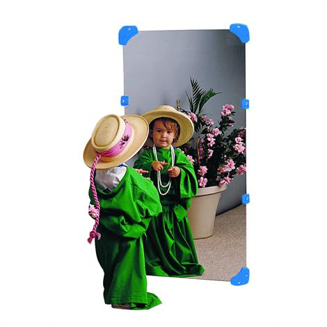 Childrens Factory Wall Mirror