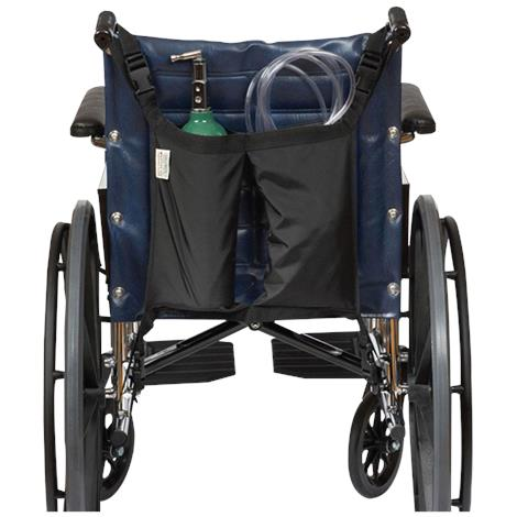 Maddak Mini Oxygen Tank Holder for Wheelchairs