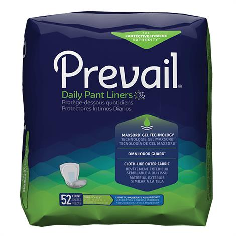 Prevail Pant Liners - Light to Ultimate Absorbency