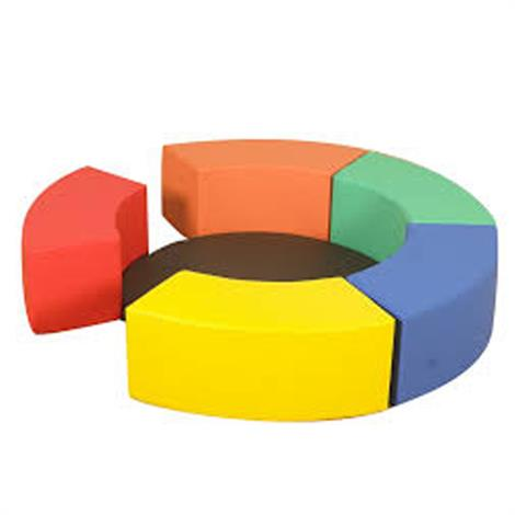 Childrens Factory Rainbow Circle Seats