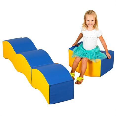 Childrens Factory Soft Touch Wave Seats
